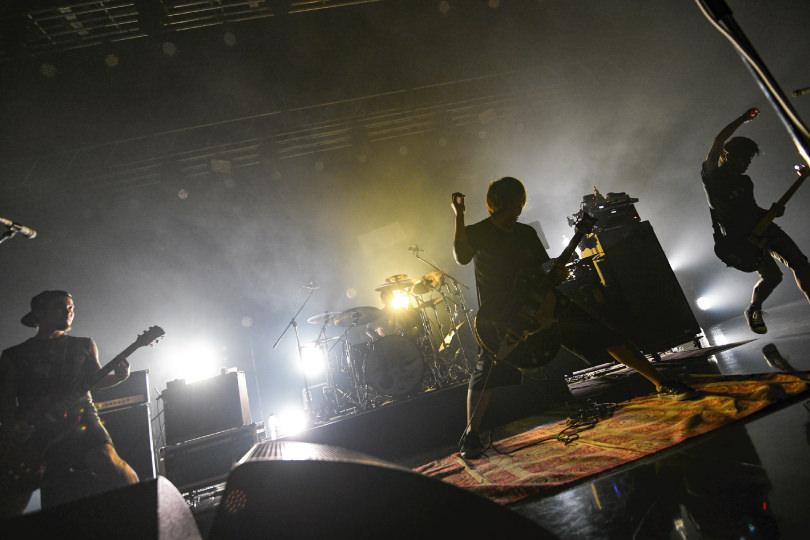 "Ken Yokoyama ""4Wheels 9Lives Tour"" LIVE REPORT!!"