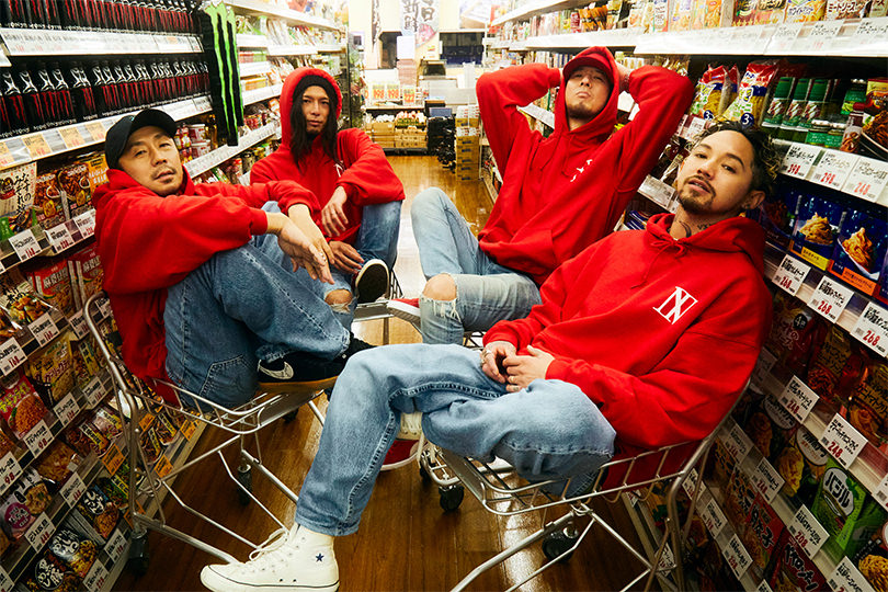 【NEWS】The BONEZ、ツアーの熱気収めたBD/DVDトレイラー公開