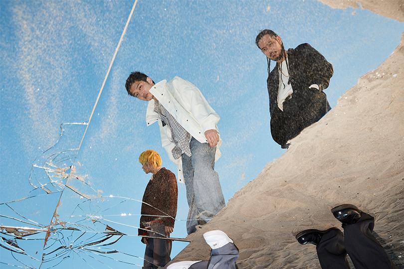 【NEWS】Age Factory、バンドであることを見つめ直したアルバム「Pure Blue」リリース