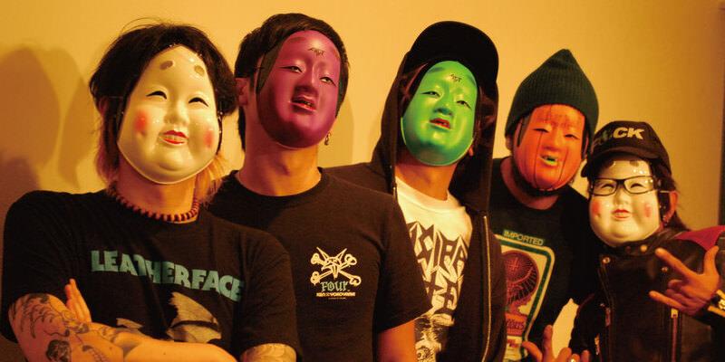 DEAD AT BAYAREA特集  Ken Yokoyama × FACT スペシャル対談(というか座談会)
