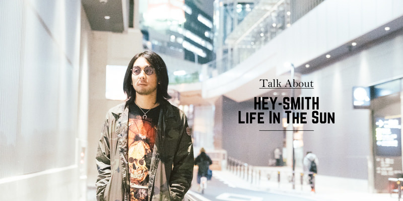 """HEY-SMITH  """"Life In The Sun"""" INTERVIEW!!"""