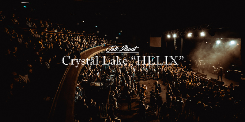 """Crystal Lake """"HELIX"""" INTERVIEW!!!"""