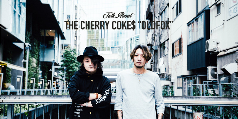 """THE CHERRY COKE$ """"OLDFOX"""" RELEASE INTERVIEW!!"""