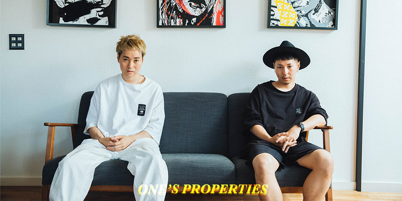 ONE'S PROPERTIES Vol.04:AG&HIDE from DOTS COLLECTIVE/NOISEMAKER