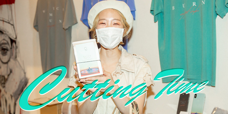 """CUTTING TIME Vol.02 CRYSTAL LAKE POP UP SHOP """"WATCH ME BURN SPECIAL EDITION"""""""
