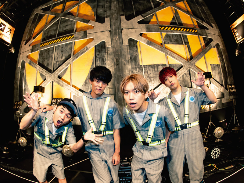 """04 Limited Sazabys """"YON EXPO'20""""  LIVE REPORT!!"""