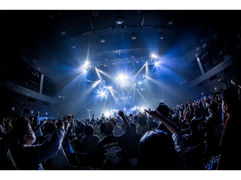 """10-FEET """"「シエラのように」 TOUR 2020-2021"""" LIVE REPORT!!"""