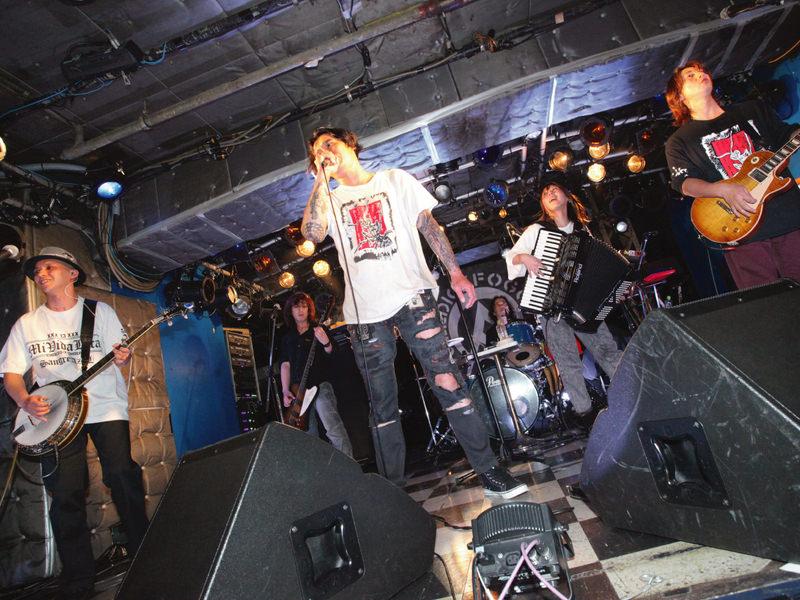 "OLEDICKFOGGY  ""蟻の行進TOUR 2021"" LIVE REPORT!!"