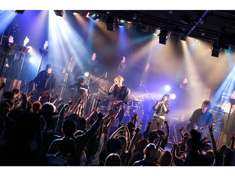 """THE CHERRY COKE$ """"OLDFOX JOURNEY-The FINAL"""" LIVE REPORT!!"""