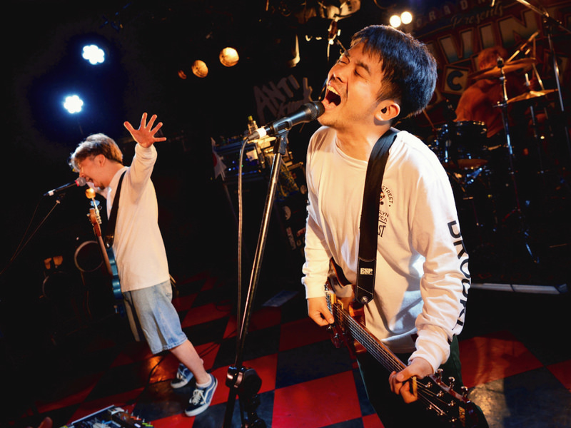 """DRADNATS """"LIVING SCARS""""〜Hang On The Faith〜 LIVE REPORT!!"""